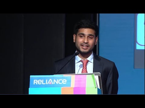 Anmol Ambani's full speech at the Reliance Capital AGM 2017