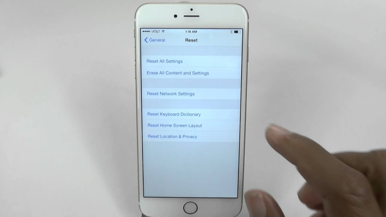 reset iphone 6 plus iphone 6 plus how to reset back to factory settings 16004