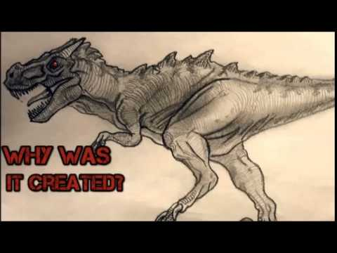 Jurassic World Why Was The Diabolus Rex Created - YouTube