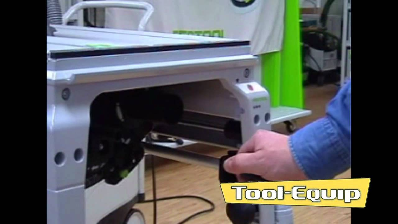 Festool Cs50 Portable Table Saw