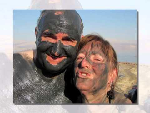 Masada and Dead Sea Spa, Israel with Zahi Shaked