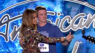 Sam Smith - Stay with Me (Jennifer Lopez dancing American Idol 2015)