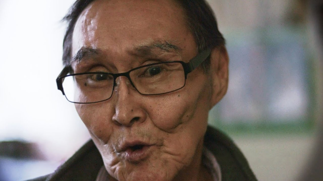 Grandmother In Yupik