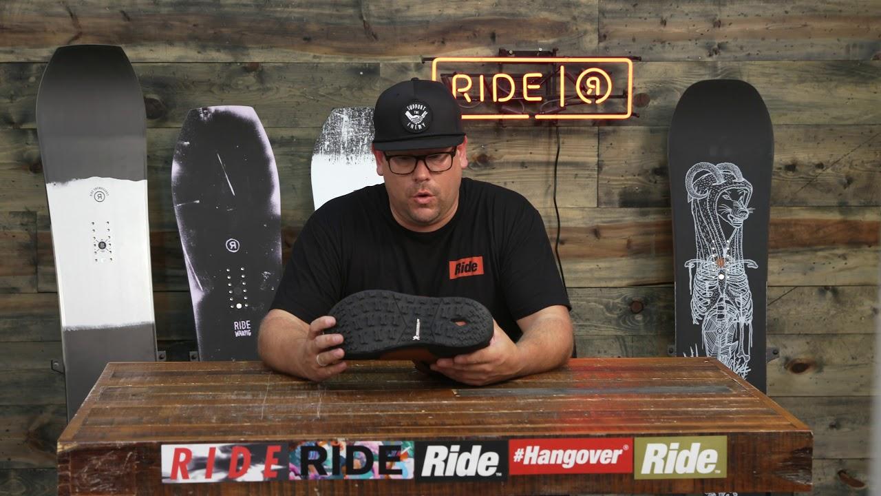 Ride Snowboards Deadbolt