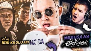 PlanBe z nowym albumem *MODA* Medusa na STEP RECORDS? Szpaku & Paluch na szczycie!