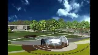 Проект благоустройства и озеленения участка 1 ГА.(, 2010-08-16T17:59:52.000Z)