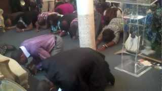 Prophet Brian Carn New Deliverance Outreach Ctr. Revival