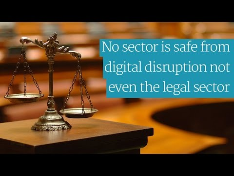 Digital disruption in the legal sector