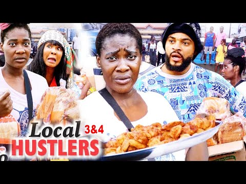 LOCAL HUSTLER SEASON 4 {NEW TRENDING MOVIE} - MERCY JOHNSON|FLASH BOY|2021 Latest  Nollywood Movie