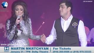 Martin Mkrtchyan & Hripsime Hakobyan - Huys Havat Ser