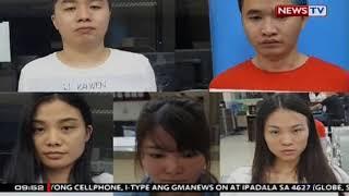 51 Chinese na sangkot umano sa ilegal na transaksyon at negosyo, nadakip ng Bureau of Immigration