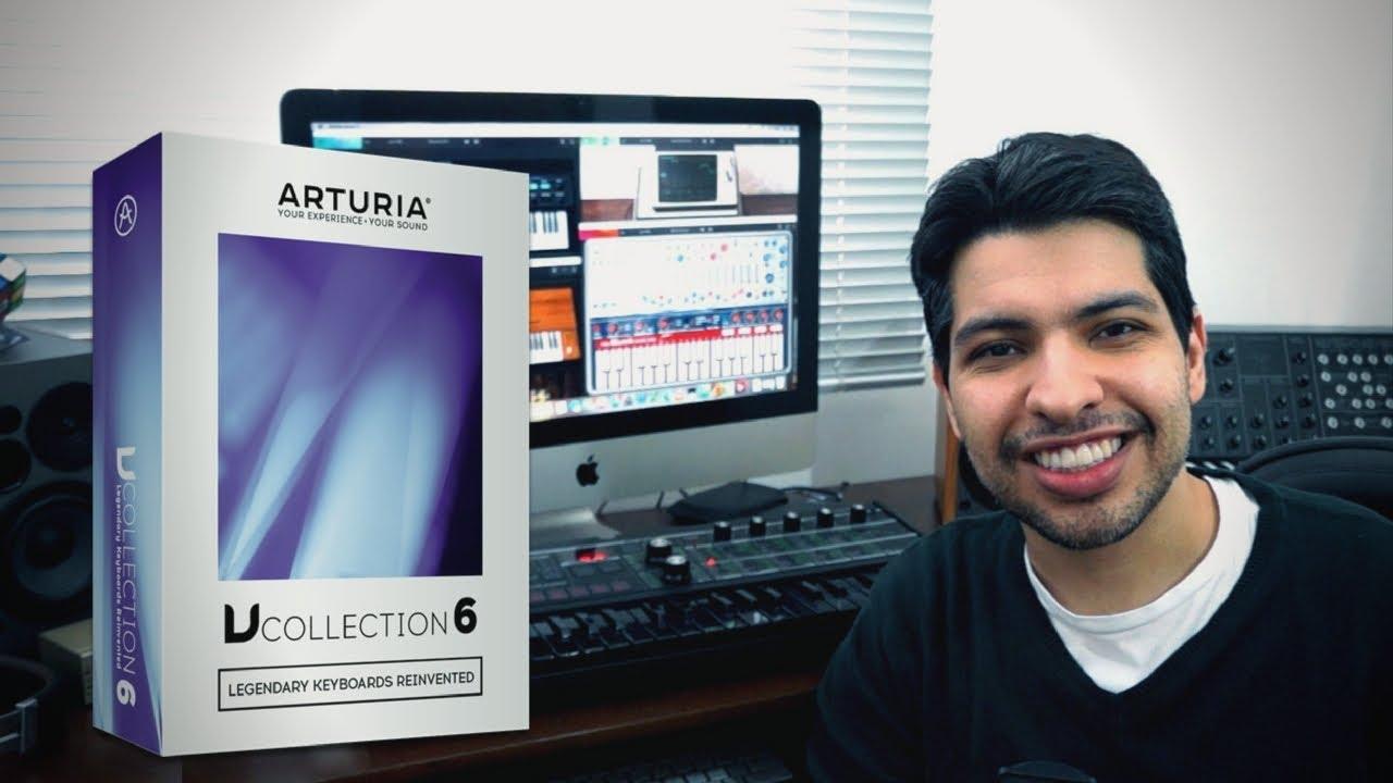 Arturia v collection 6 download mac   Arturia V Collection 5 v5 0 0