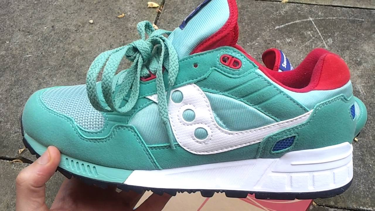 detailed look e2eac 75b55 Saucony Shadow 5000