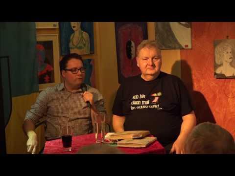 Letzte Blaue Stunde im Café Esprit Taucha - Teil 1