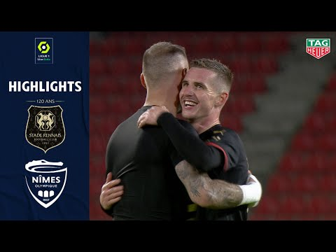 Rennes Nimes Goals And Highlights