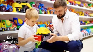 California will require large retailers to provide gender-neutral toy sections