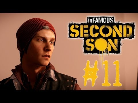Infamous Second Son - Part 11 | RUSSIAN ROULETTE