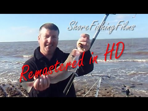 Cod Fishing In The Bristol Channel Remastered In HD 720p
