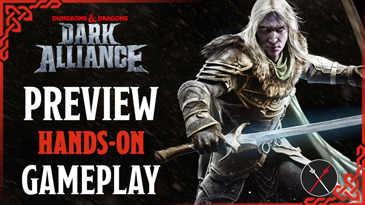 Dungeons & Dragons: Dark Alliance review: Epic story, so-so combat