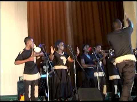 SHALOM TOGO - GOSPEL AWARD 2011   Le meilleur groupe togolais