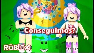ROBLOX - Ana & Bela, DESAFIANDO A TORRE IMPOSSÍVEL! (Tower of Hell)