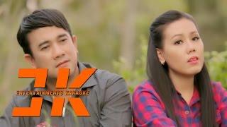 Karaoke _ Chuyện Tình Hoa Pense _ Tone Nam (P/c Lưu Ánh Loan / Hữu Khương)