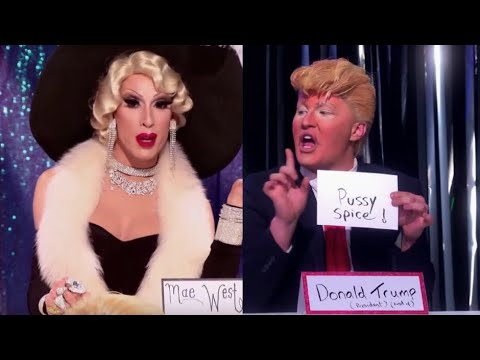 Most Iconic Snatch Game Moments EVER