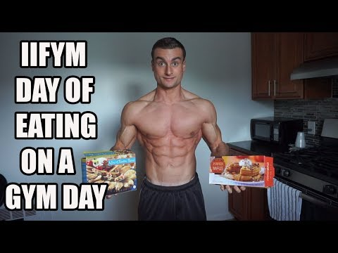 IIFYM Day of Eating | Tracking at Restaurants | Messing up Macros