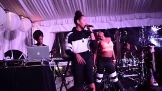 Tyra B  ATL Live on the Park