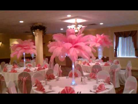 Feather Centerpieces In Kentucky
