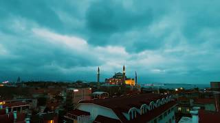 Hagia Sophia Timelapse 2020 | One Day at Sultanahm...