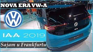 VOLKSWAGEN | NOVA ELEKTRIČNA ERA - IAA Frankfurt 2019.