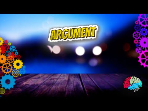 Argument - Know It ALL 🔊✅