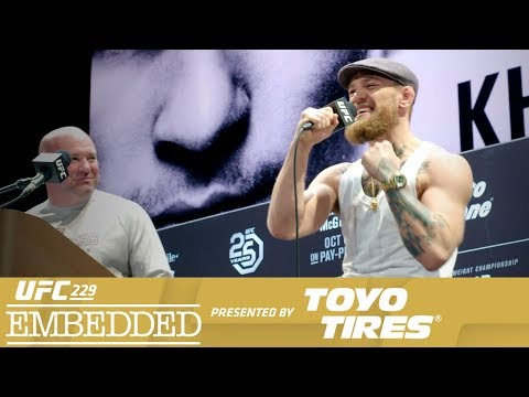 UFC 229 Embedded: Vlog Series - Episode 5