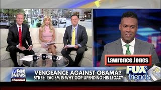 Lawrence Jones Received Death Threats After Speaking Out Against Obama Policies