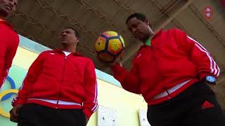 Nati TV - Sport Documentary with 5 First National Team Legends from Asmera Bira Part 2/4