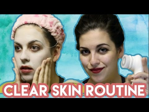 My Nightly Routine for Clear Skin • Beauty 101
