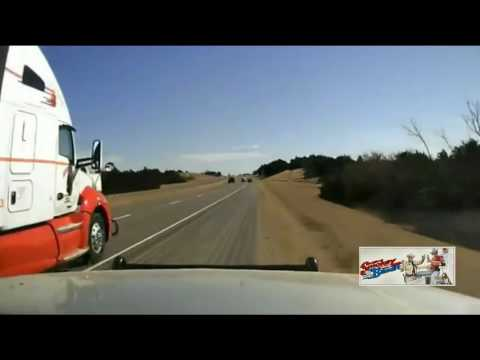 Oklahoma high Speed Chase ends in Crash!