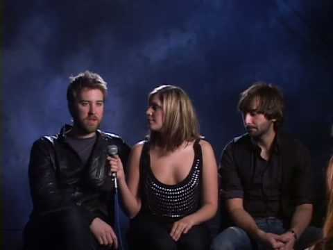 Interview with Lady Antebellum