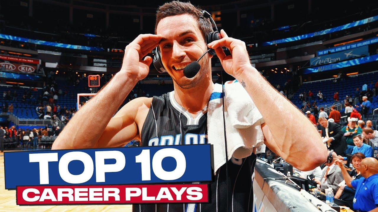 JJ Redick Top 10 Career Plays ❤