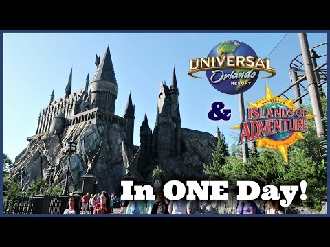 Universal Studios and Islands of Adventure | Harry Potter, King Kong, and SO MUCH More!! 😜