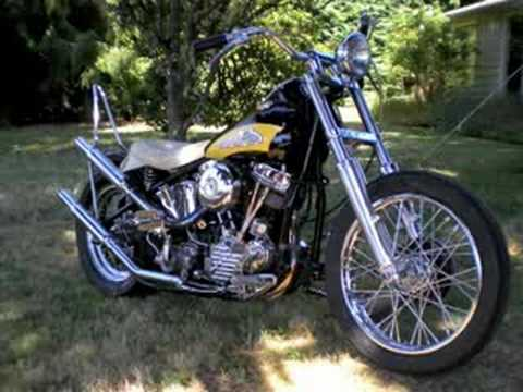 This Old Panhead of Mine