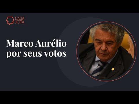 STF de Marco Aurélio - Marco Aurélio por seus votos   23/06/21