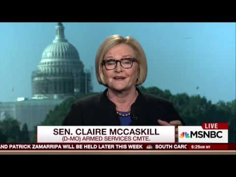 """Sen. Claire McCaskill On The Founding Fathers: They Were """"Maniacal"""""""