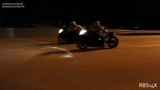 Suzuki Hayabusa vs GSX-R 1000 on the Highway (Extended Cut) thumbnail