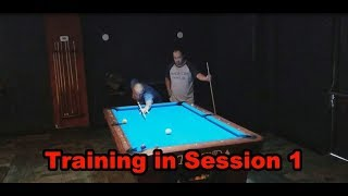 Training in Session 1