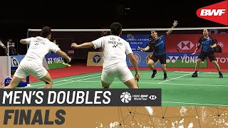 TOYOTA Thailand Open | Day 6: Chia/Soh (MAS) [8] vs. Lee/Wang (TPE) [6]