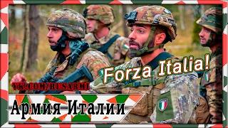 Войска и техника современной армии Италии