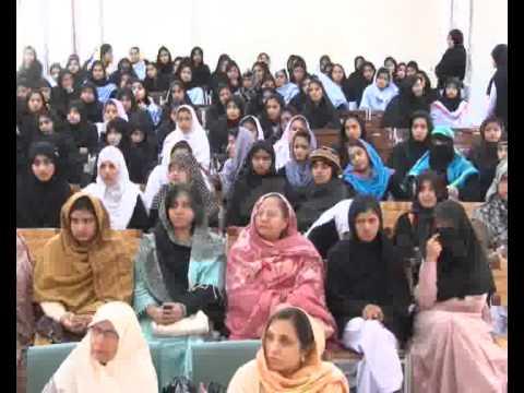 Inter Collegiate Husn E Qirat & Naat Competition Govt College For Women Gulshan E Ravi Pkg By Akmal Somroo City42