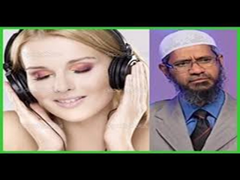 Dr Zakir Naik Urdu bayan in Hindi 2017(Is Forbidden to Listen to music in Islam)Peace TV -HD